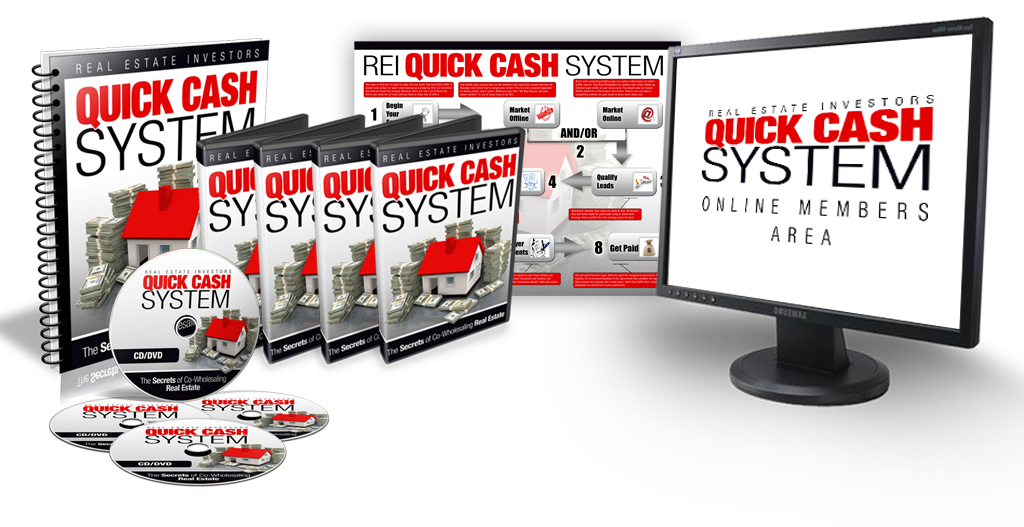 REI Quick Cash System product shot